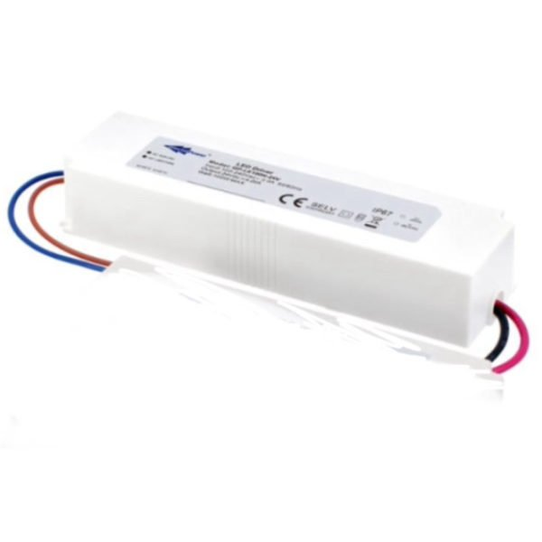 100 Watt LED Driver 600x600 - Mean Well 150w output switching power supply