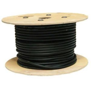 black rubber cable 300x300 - Lights set up package