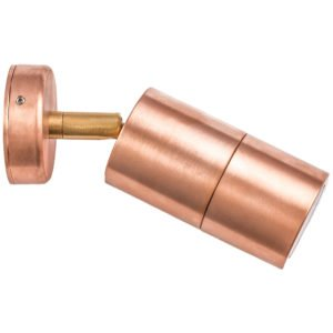 copper adjustable Down Light 300x300 - Copper Adjustable Down Light (12v)