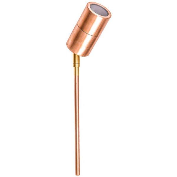 Copper Adjustable Spike Spot Light 12v 600x600 - Copper Adjustable Spike Spot Light (12v)