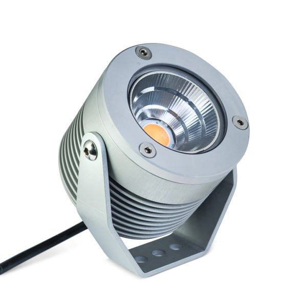HAMILTON DanRouse 0008 LO RT 1 600x600 - Anodised Aluminium 1200 Power Spot Light (12v)