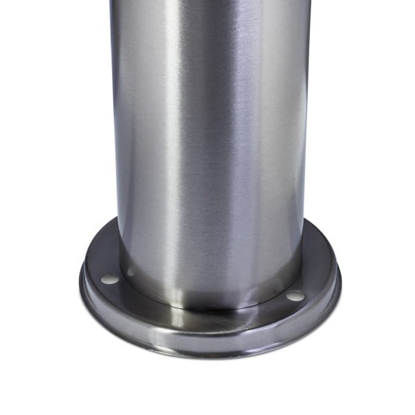 HAMILTON DanRouse 0025 LO RT 600x600 - 316 Stainless Steel Bollard Light (12v)