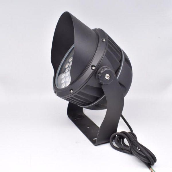 spotlight2 600x600 - Aluminium DC24V Power Flood Light (5400 lumens)