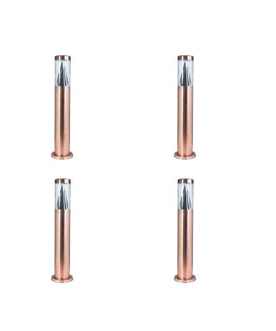 Image 1 - Copper  Bollard Light (12v) / Set of 4 / 10% off