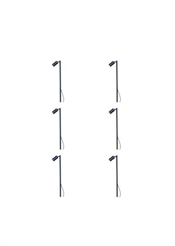 Image 4 1 600x845 - Aluminium Adjustable Path Light (12v) / Set of 6 / 10% off