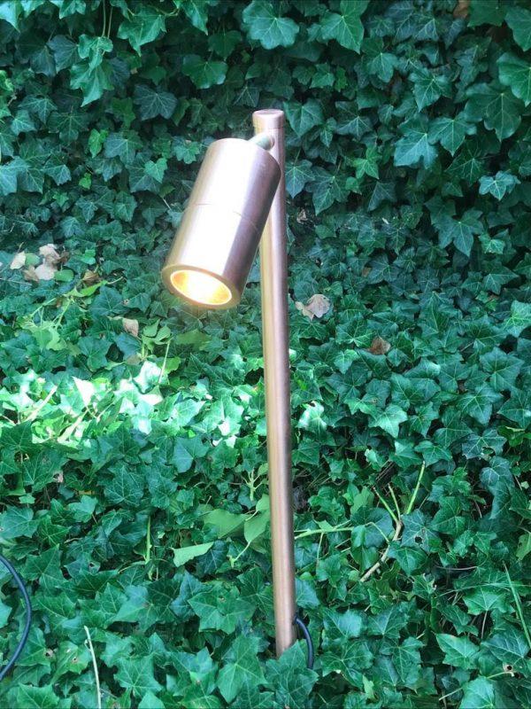 copper path light 600x800 - Copper adjustable Path Light (12v) / Set of 6 / 10% off