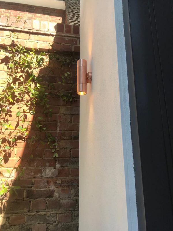 PHOTO 2019 09 13 14 05 31 600x800 - Copper Up and Down Light (240v)