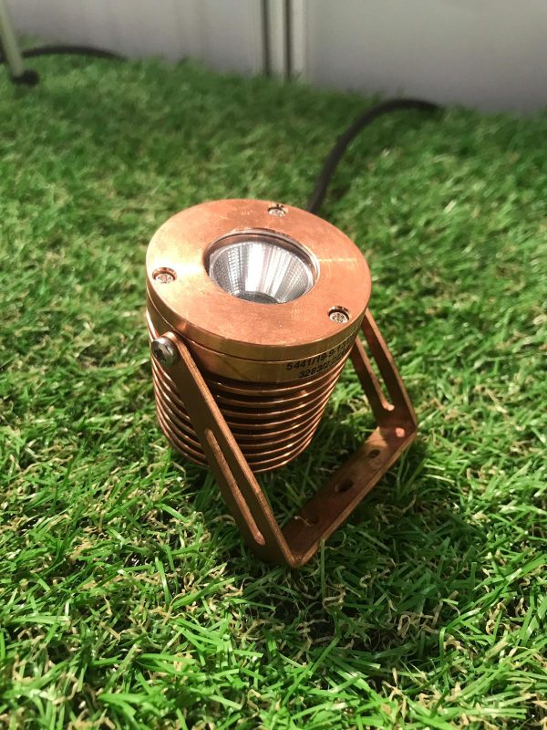 PHOTO 2019 09 18 16 48 10 600x800 - Solid Copper Power Spot Light 12v (540 lumens)