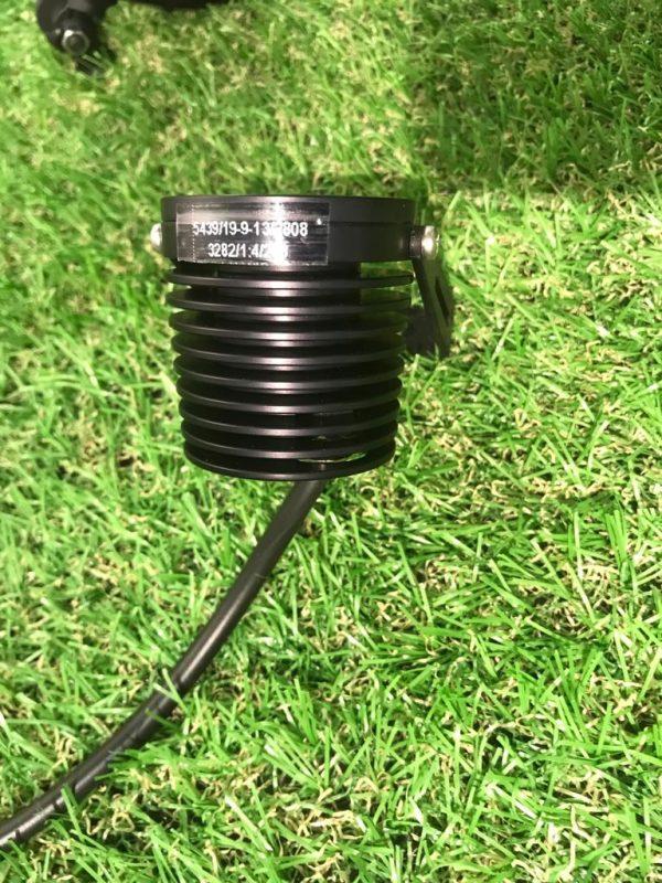 PHOTO 2019 09 18 16 50 49 600x800 - Anodised Aluminium (Black) Power Spot Light wall mount 12v (540 lumens)