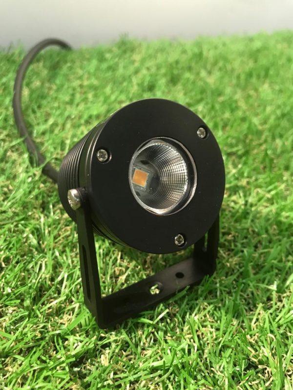 PHOTO 2019 09 18 16 50 49 5 600x800 - Anodised Aluminium (Black) Power Spot Light wall mount 12v (540 lumens)