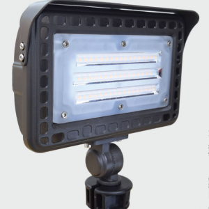 2507 2 300x300 - Aluminium (die cast) Flood Light with spike 12V (4400 lumens)