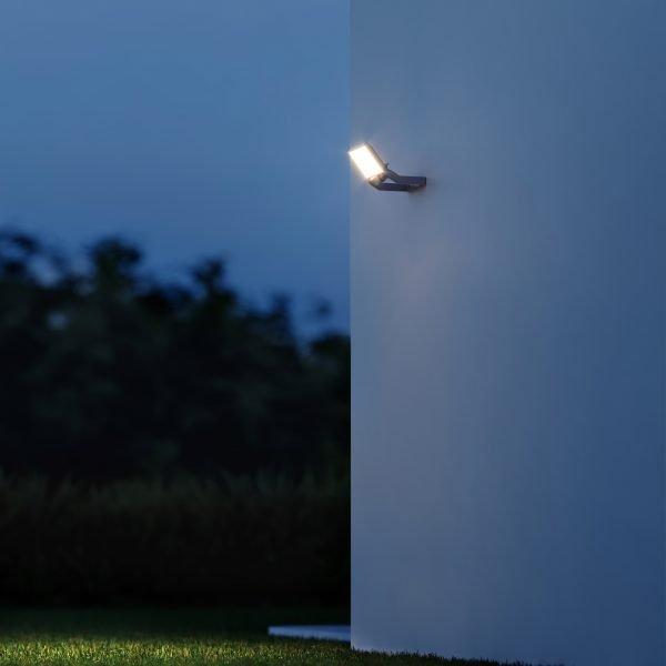 4007841065249 FLOOD LIGHT XLED ONE SENSOR ANT 2 600x600 - Steinel XLED One Sensor Floodlight