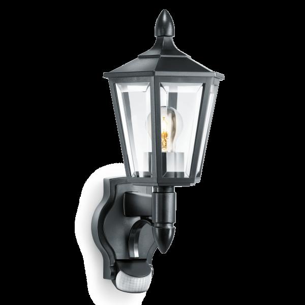 4007841617813 OUTDOOR SENSOR LIGHT L 15 BLACK 0 600x600 - Steinel L 15 LED Sensor Switched Outdoor Light (Black)