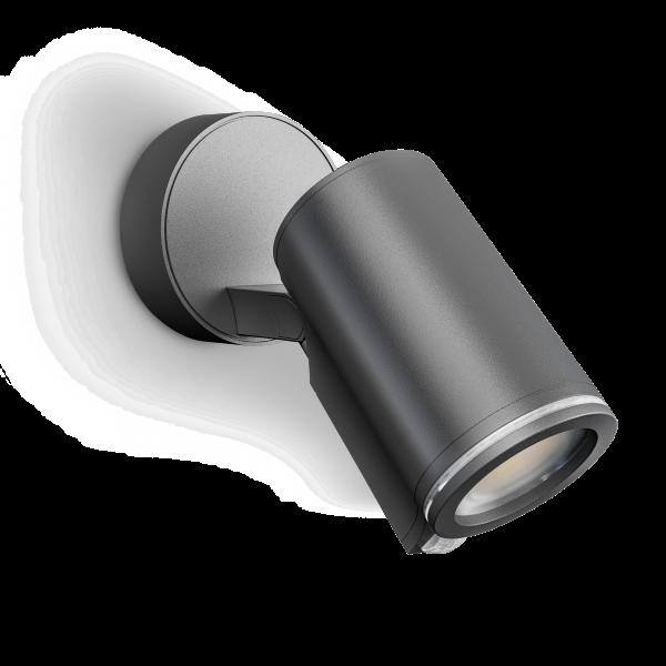 FLOOD LIGHT SPOT ONE S ANT 0 1 600x600 - Steinel Spot One Sensor Switched LED Floodlight