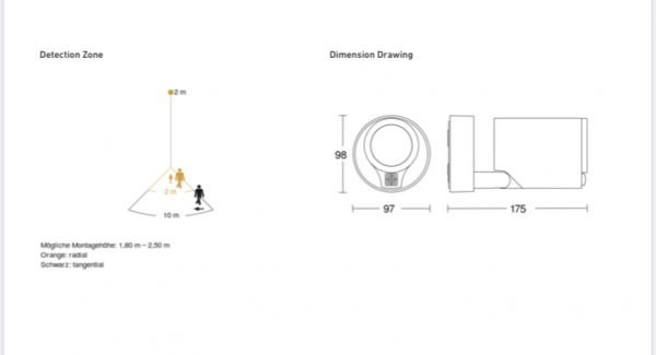 IMG 0580 600x325 - Steinel Spot One Sensor Switched LED Floodlight