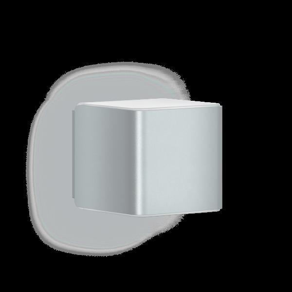 OUTDOOR SENSOR LIGHT L 840 LED IHF SI 0 600x600 - Steinel L 840 LED iHF Sensor Switched Outdoor Light (Silver finish)