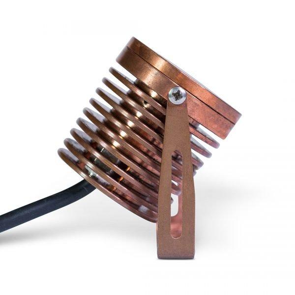 PR2 0099 RT 1080 SQ 600x600 - Solid Copper Power Spot Light wall mount (540 lumens)