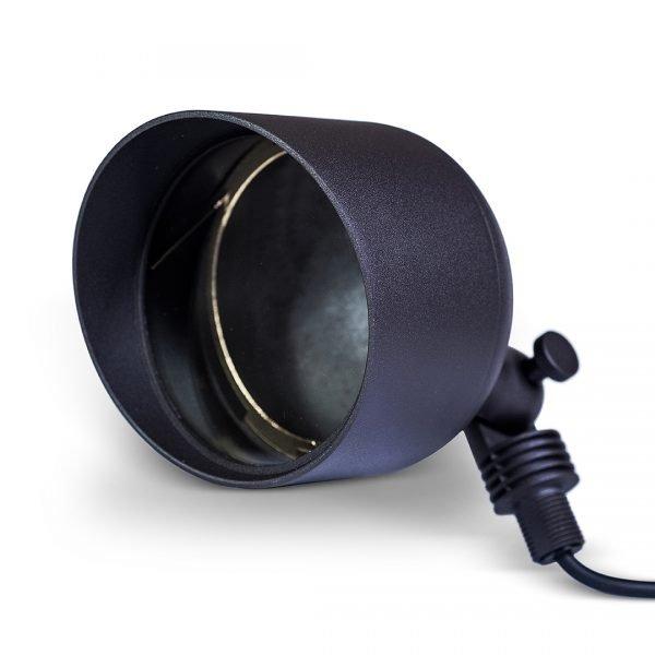 PR2 0208 RT 1080 SQ 600x600 - Aluminium mini flood spike spot lights (12V)
