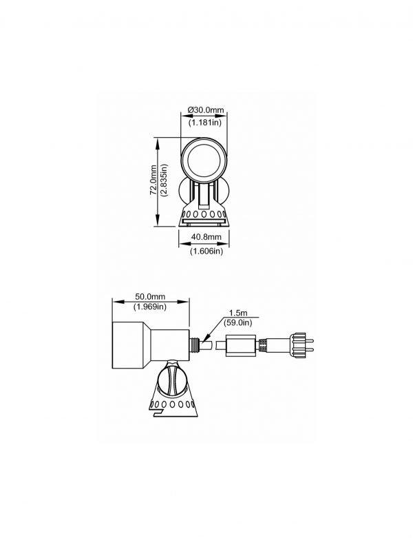 image0 600x781 - Ultimate Plug and Play outdoor lighting kit