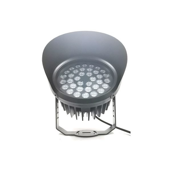 5A0AD232 393D 4E8D BE05 7665DF7F5D6E 600x600 - Aluminium 48w LED Flood Light with spike 12v (3600 lumens)