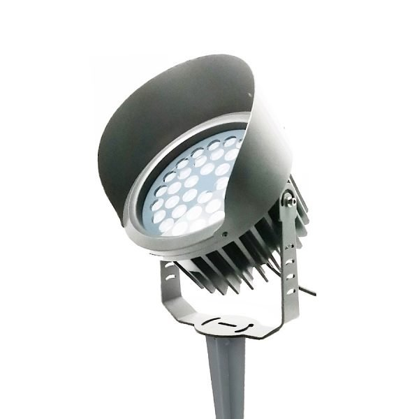 CCB6489C A477 47C5 94A8 69B611C0292F 600x600 - Aluminium 48w LED Flood Light with spike 12v (3600 lumens)
