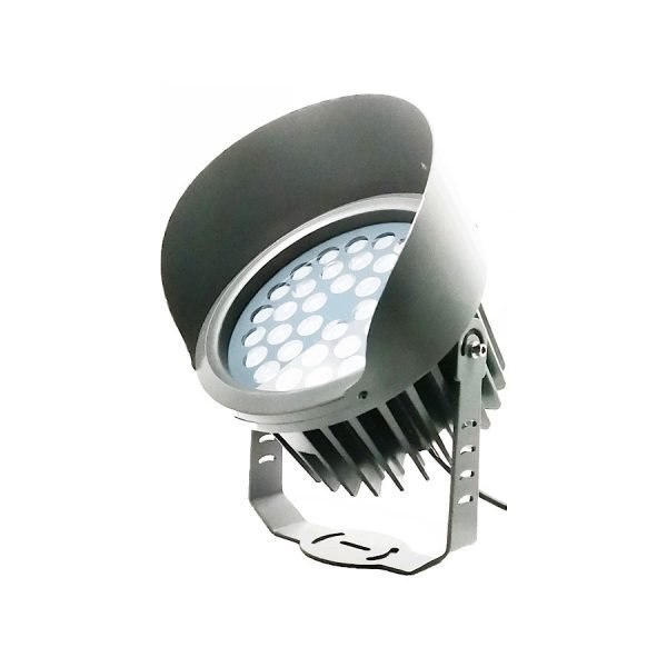 EA3D44E4 AD9A 4324 870B E897155584AD 600x600 - Aluminium 48w LED Flood Light with spike 12v (3600 lumens)