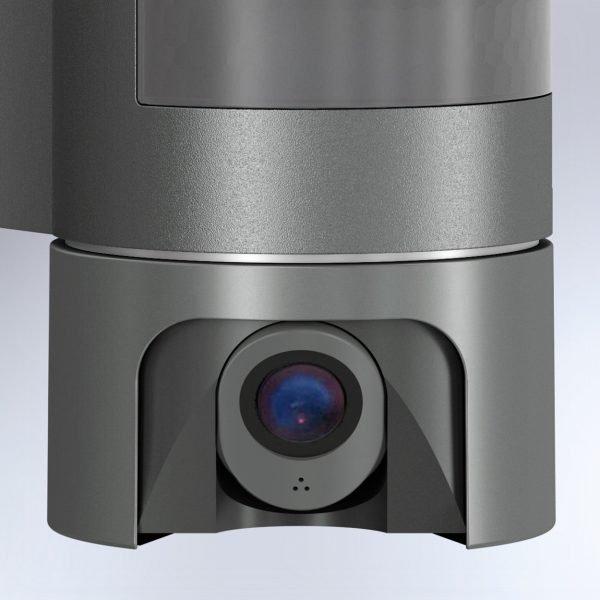 OUTDOOR SENSOR LIGHT L620 CAM ANT 3 600x600 - Steinel L620 CAM Sensor Switched Outdoor Light