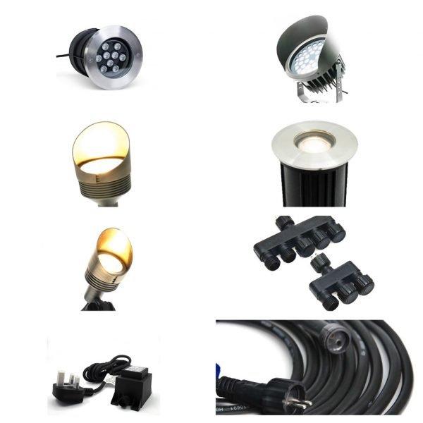 5BD05732 4853 4B48 8256 CAA741FF5995 600x600 - Ultimate Plug and Play outdoor lighting kit