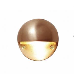 B16D90C5 8085 498A 8A55 972C806549E1 300x300 - Eyelid Copper LED Surface Mounted Wall / Path Light 12v (100 lumens)